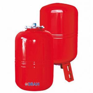 EVAN HIT-150 расширительный бак вертикальный для систем отопления (горячая вода) купить с доставкой по Москве, РФ. Отзывы, цена, документация, технические характеристики, производитель  Магазин ЭВАН - Москва, Волоколамское шоссе, 103 тел. +7 (495) 908-52-03